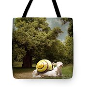 Keep Calm And Relax Tote Bag by Martine Roch