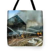 Keep Fire In Your Life #15 Tote Bag