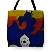 Keep It Wavy Tote Bag