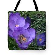 Keep The Bee Safe Tote Bag