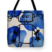 Keep Your Head Out Of The Sky Tote Bag