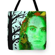 Keeper Of Autumn Tote Bag