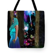 Keeper Of Other Worlds  Tote Bag