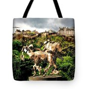 Keeper Of The Castle 2 Tote Bag