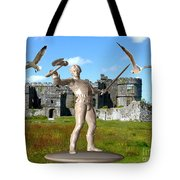 Keeper Of The Castle 4 Tote Bag