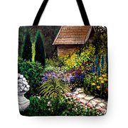 Keeper Of The Garden Tote Bag