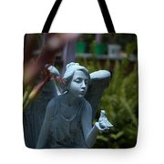 Keeper Of The Gardens Tote Bag