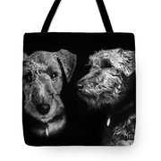 Keeper The Welsh Terrier Tote Bag