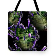 Keepers Of The Gasworks Tote Bag
