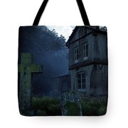 Keepers Of The Manor  Tote Bag