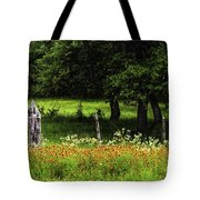 Keeping Out The Wild Tote Bag