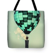 Keeping Warm As You Float Tote Bag