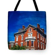 Kehoe House Savannah Georgia  Tote Bag