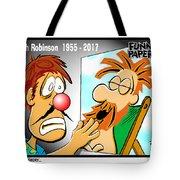 Keith Robinson - In Memoriam Tote Bag