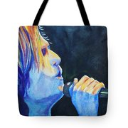 Keith Urban In Concert Tote Bag