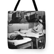 Kellogg's Michigan Sanitarium Tote Bag