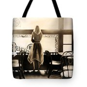 Kelly In The Window Tote Bag