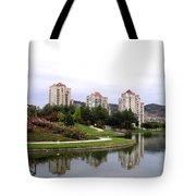 Kelowna Waterfront Park Tote Bag