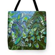 Kelp Dragon Tote Bag