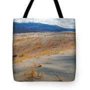 Kelso Dunes Winter Tote Bag