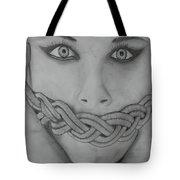 Keltic Silence Tote Bag