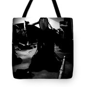 Kendo - Suiting Up For Examination Tote Bag