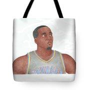 Kendrick Perkins Tote Bag