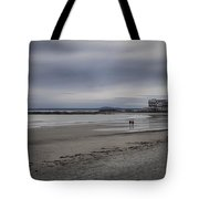 Kennebunkport Maine And Colonial Hotel Tote Bag