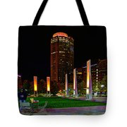 Kennedy Greenway 2637 Tote Bag