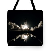 Kennedy Space Center, United States By Nasa Tote Bag