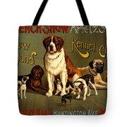 Kennel Club Tote Bag