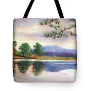 Kennesaw Mt. Tote Bag