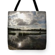 Kensington Clouds Tote Bag