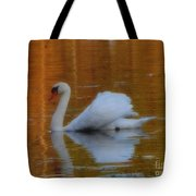 Kensingtons Swan 1  Tote Bag