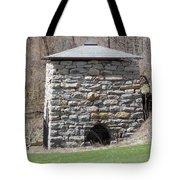Kent Iron Furnace Tote Bag
