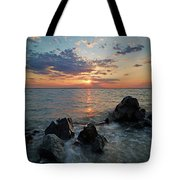 Kent Island Mother's Day Sunset Tote Bag