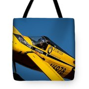 Kent Jackson In Once More, Friday Morning. 16x9 Aspect Signature Edition Tote Bag