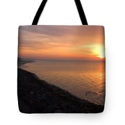 Kentish Sunset Tote Bag