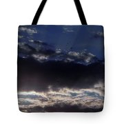 Kentucky Sunset Tote Bag by John Parry