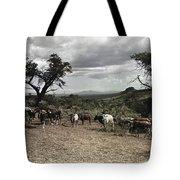 Kenya: Cattle, 1936 Tote Bag