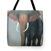 Kerala Elephant Tote Bag
