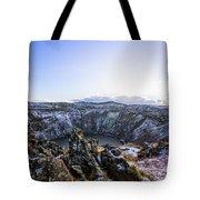 Kerid Crater Tote Bag