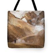 Kerlingafjoll Mountain Tote Bag