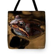 Kermitt In Bronze Tote Bag