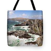 Kerry Cliffs Tote Bag