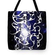 Kesselius - Birth Of Light Tote Bag