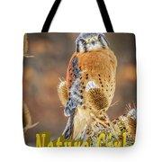 Kestrel Nature Wear Tote Bag