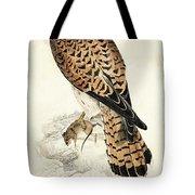 Kestril, Female Tote Bag