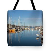 Kettering Harbour Tote Bag