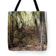 Kettle Moraine Bikers In Action Tote Bag